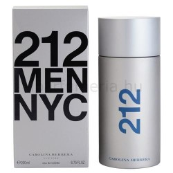 CAROLINA HERRERA 212 MEN EDT 200 ML VP.