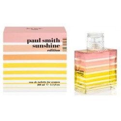 comprar perfume PAUL SMITH SUNSHINE WOMEN 2013 EDITION EDT 100 ML VP. danaperfumerias.com