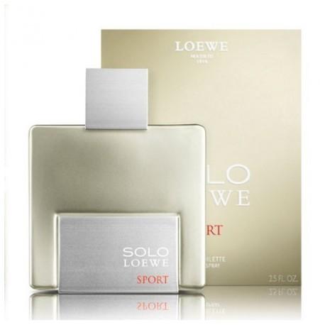 comprar perfumes online hombre LOEWE SOLO LOEWE SPORT EDT 75 ML