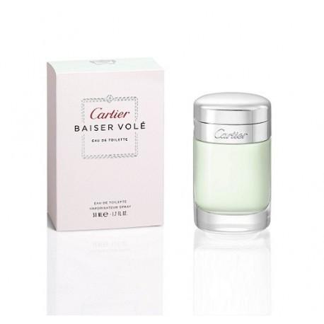 comprar perfumes online CARTIER BAISER VOLE EDT 50 ML mujer