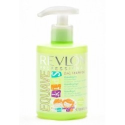 REVLON EQUAVE KIDS SHAMPOO 2 IN 1 300 ML danaperfumerias.com/es/