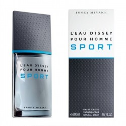ISSEY MIYAKE L´EAU D´ISSEY POUR HOMME SPORT 200 ML