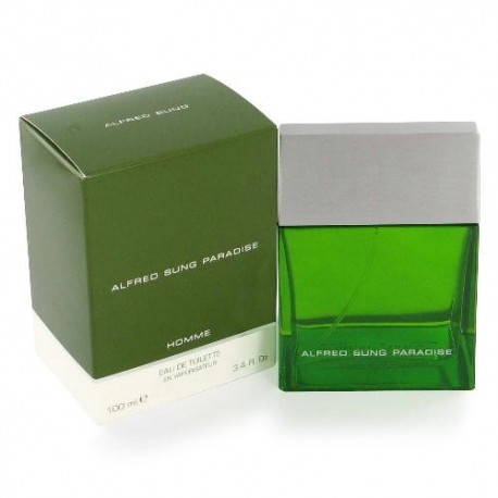 comprar perfumes online hombre ALFRED SUNG PARADISE HOMME EDT 100 ML