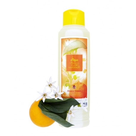 comprar perfumes online unisex ALVAREZ GOMEZ AGUA FRESCA FLOR DE NARANJO 750 ML