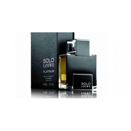 comprar perfumes online hombre LOEWE SOLO LOEWE PLATINUM EDT 50 ML