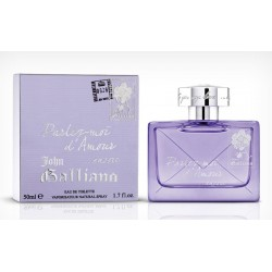 comprar perfumes online JOHN GALLIANO PARLEZ-MOI D´AMOUR ENCORE EDT 80 ML mujer