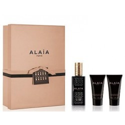 comprar perfumes online ALAIA PARIS EDP 50 ML + B/L 50 ML + S/GEL 50 ML SET REGALO mujer