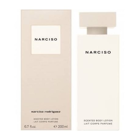 comprar perfumes online NARCISO RODRIGUEZ NARCISO BODY LOTION 200 ML. mujer