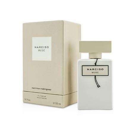 comprar perfumes online NARCISO RODRIGUEZ MUSC OIL PARFUM 50 ML mujer
