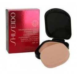 SHISEIDO ADVANCED HYDRO LIQUID COMPACT FOUNDATION SPF10 COLOR B00 RECARGA