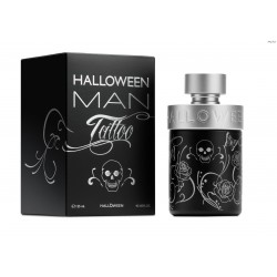 comprar perfumes online hombre HALLOWEEN TATTOO MAN EDT 125 ML