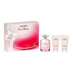 comprar perfumes online SHISEIDO EVER BLOOM EDP 50 ML + B/L 50 ML + GEL 50 ML SET REGALO mujer