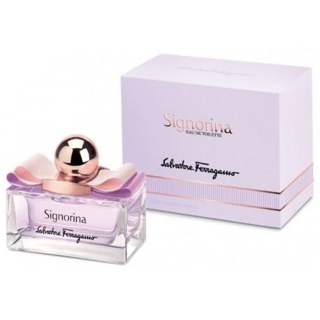 comprar perfumes online SALVATORE FERRAGAMO SIGNORINA EDP 50 ML mujer