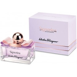 SALVATORE FERRAGAMO SIGNORINA EDT 50 ML