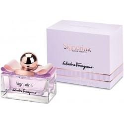comprar perfumes online SALVATORE FERRAGAMO SIGNORINA EDT 50 ML mujer
