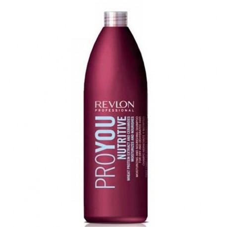 Comprar champu REVLON PROYOU NUTRITIVE SHAMPOO 1000 ML
