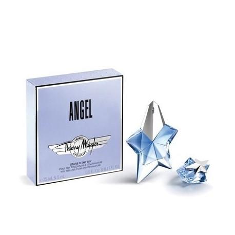 comprar perfumes online THIERRY MUGLER ANGEL EDP 25 ML + EDP 5 ML SET REGALO mujer