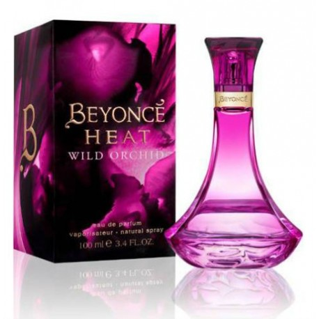 comprar perfumes online BEYONCE HEAT WILD ORCHID EDP 100 ML mujer
