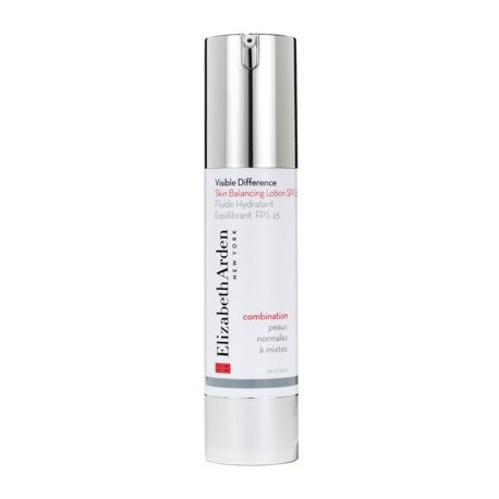Comprar tratamientos online ELIZABETH ARDEN VISIBLE DIFFERENCE SKIN BALANCING LOTION SPF 15 50 ML