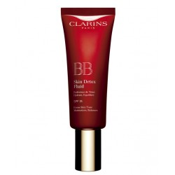 CLARINS BB SKIN DETOX FLUID 02 MEDIUM 45 ML