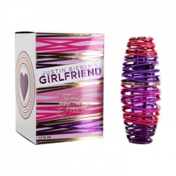 comprar perfumes online JUSTIN BIEBER GIRLFRIEND EDP 50 ML VP. mujer