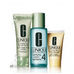 CLINIQUE 3 STEP SKIN CARE SYSTEM TYPE 4