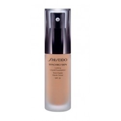 SHISEDO SYNCHRO SKIN LASTING FOUNDATION N3 NEUTRAL 30 ML
