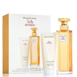comprar perfume ELIZABETH ARDEN 5 TH AVENUE EDP 125ML VP. + B/L 100 ML SET REGALO danaperfumerias.com