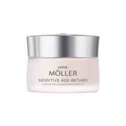 ANNE MOLLER SENSITIVE AGE RETARD CREMA REJUVENECEDORA P. SECAS SPF 20 50 ML