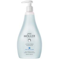 ANNE MOLLER TONICO FRESH TONIFICANTE PIELES MIXTAS 400 ML danaperfumerias.com