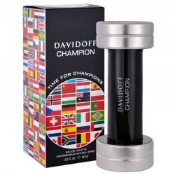DAVIDOFF TIME FOR CHAMPIONS EDT 90 ML