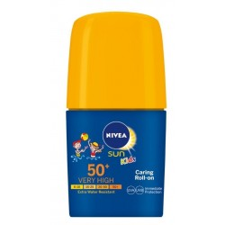 NIVEA SUN KIDS APLICADOR ROLL ON SPF 50+ 50 ML