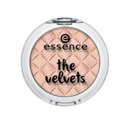 ESSENCE THE VELVETS SOMBRA DE OJOS MONO 02 ALMOST PEACHY!