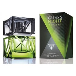 comprar perfumes online GUESS NIGHT ACCESS EDT 30 ML mujer