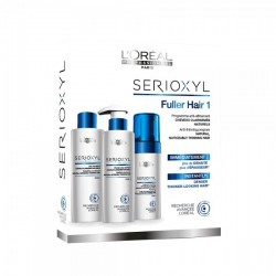 comprar acondicionador L´OREAL SERIOXYL KIT 1 (CABELLO NORMAL) CONDITIONER 250 ML + MOUSSE 125 ML+ SHAMPOO 250 ML SET