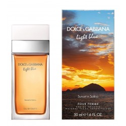 DOLCE & GABBANA LIGHT BLUE SUNSET IN SALINA EDT 50 ML