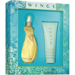 comprar perfumes online GIORGIO BEVERLY HILLS WINGS EDT 90 ML + B/L 100 ML SET REGALO mujer