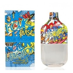comprar perfume FRENCH CONNECTION FCUK FRICTION PULSE HIM EDT 100 ML danaperfumerias.com