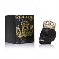comprar perfumes online POLICE TO BE THE KING EDT 75 ML mujer