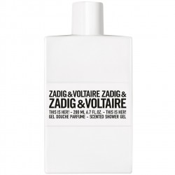 comprar perfumes online ZADIG & VOLTAIRE THIS IS HER GEL DUCHA 200 ML mujer