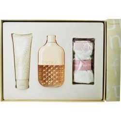 comprar perfume FRENCH CONNECTION FCUK FRICTION HER EDP 100 ML + CREMA MASAJE 100 ML + REGALO SET danaperfumerias.com