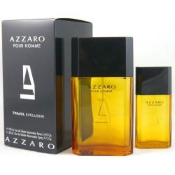 AZZARO POUR HOMME EDT 100 ML + EDT 30 ML SET REGALO
