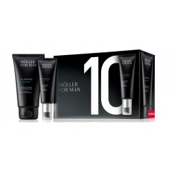 ANNE MOLLER FOR MAN GEL CREMA DETOX 50 ML + LIMPIADOR FACIAL 125 ML SET comprar cremas hombre