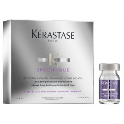 KERASTASE SPECIFIQUE CURE ANTI-PELLICULAIRE 12X 6 ML SET