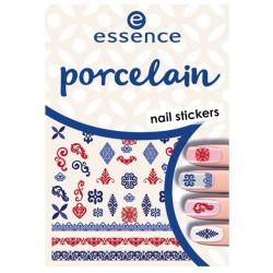 ESSENCE NAIL ART STICKERS PARA UÑAS 08 PORCELAIN danaperfumerias.com/es/