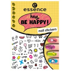 ESSENCE NAIL ART STICKERS PARA UÑAS 05 HEY, BE HAPPY ! danaperfumerias.com/es/