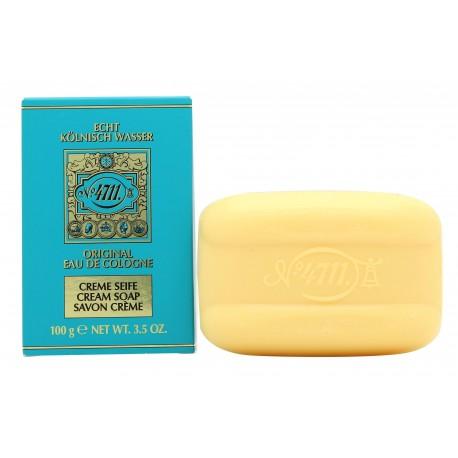 comprar perfumes online hombre 4711 JABON 100 GR.