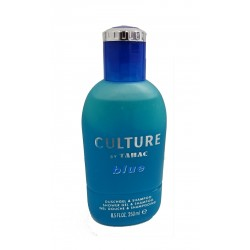 CULTURE BY TABAC BLUE DEO SHAMPOO & SHOWER GEL 250 ML