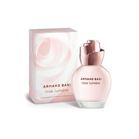comprar perfumes online ARMAND BASI ROSE LUMIERE EDT 100 ML mujer