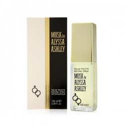 ALYSSA ASHLEY MUSK EDT 100 ML VP.